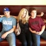 Alex, Danielle, Reese