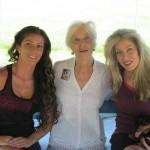 Danielle, 90 year old grea grandam and Thrsea